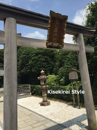 ガーデンプレイス恵比寿神社3