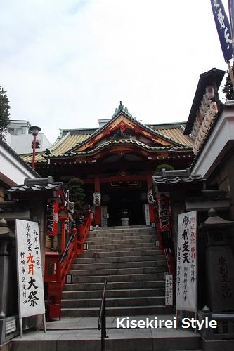 摩利支天 徳大寺 4