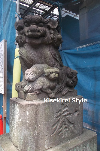 青渭神社10