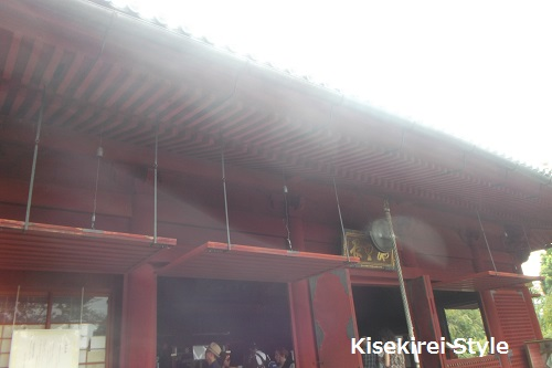 寛永寺清水観音堂12