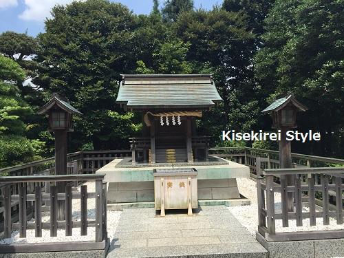 ガーデンプレイス恵比寿神社6