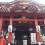 【日本三大摩利支天】 上野・徳大寺に行ってきた