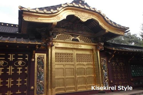 上野東照宮14