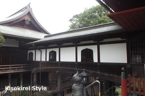 寛永寺清水観音堂13