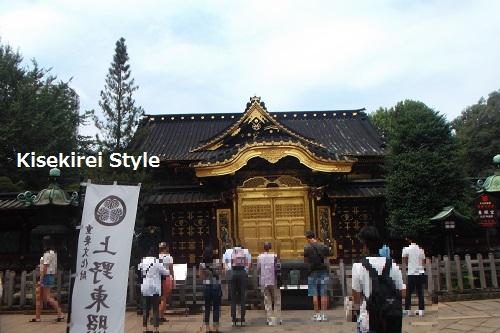 上野東照宮12