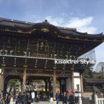 霊験あらたか~成田山新勝寺にお伺いしました