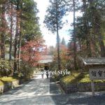 たおやかなチェロの響きのようなひととき~高野山霊宝館にお伺いしました