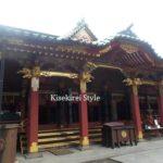 やっぱり神社っていいですね~根津神社にお伺いしました