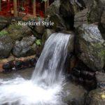 可能性の扉を開く~椿岸神社&かなえ滝にお伺いしました